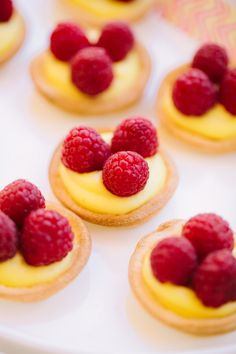 The TomKat Studio: Fresh Fruit Tartlettes…