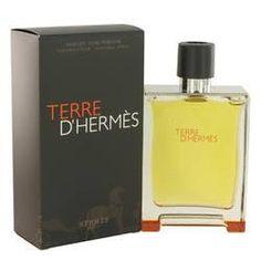 Terre D'hermes Pure Perfume Spray By Hermes