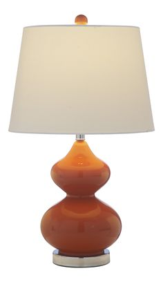 """Wade Logan Courtney 24"""" H Table Lamp with Empire Shade   AllModern $172.99"""