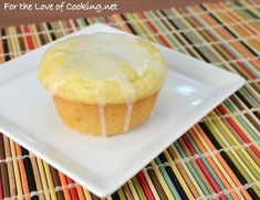 Yogurt muffins, Muffins and Lemon on Pinterest