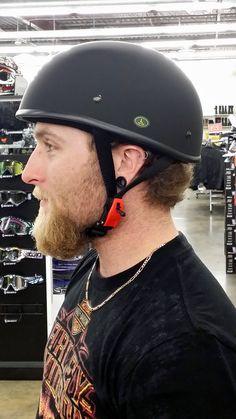 bcecaced25c Smallest lightest DOT Beanie Helmet - Flat Black   No Peak - WSB Inc.  Bikerhelmets.com