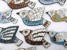 Ceramics by Angela Ibbs Designs showing at the Harley Art Market 2013