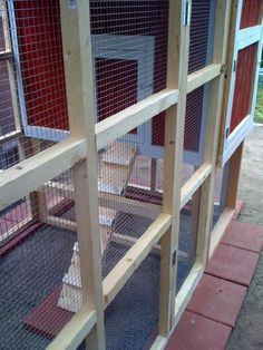Chicken Coops -