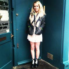 Lace Tunic Dress  £30.00  #streetstyle