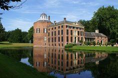 Agapanthus dag kasteel Rosendael