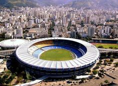 watch a game at the Maracana