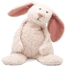 my security blanket- perfect little take-a-long bunny :)