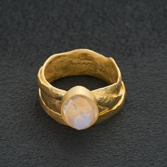 Moonstone ring Moonstone Ring, Ladies Day, Rings For Men, Jewellery, Jewels, Clothing, Hair, Gold, Shoes