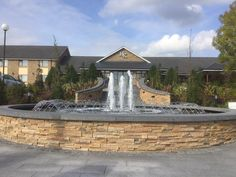 Hotel Kilmore, Co Cavan goes from strength to Strength using Fernhill Stone Cladding to give a seventies style building a modern contemporary look. Take a