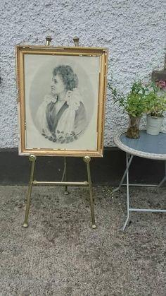 Charcoal Portraits, Pastel Portraits, Mary John, Genoa, Artist Names, My Etsy Shop, The Originals, Antiques, Wood