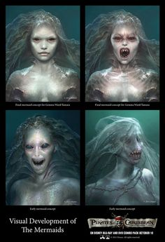 pirates of the caribbean 4 mermaid - Google Search