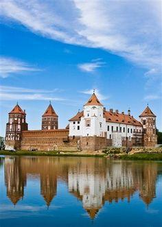 Mirsky Castle Complex, Belarus
