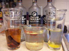 Gingerbread vodka
