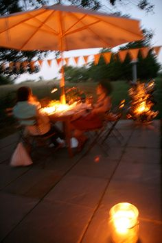 How to build a quick outdoor patio