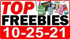 ►► FREE Energy Chew + MORE Top Freebies for October 25, 2021 ►► #Free, #FREESample, #FREEStuff, #Freebie, #Freebies, #Frugal, #MeatFreeMonday, #MeatlessMonday, #Monday, #MondayMorning, #MondayMotivation, #MondayThoughts, #Samples ►► Freebie Depot