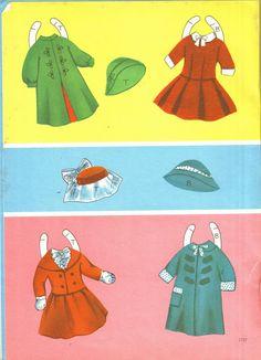 My Very Own Paper Doll Dollies - Debbie - Picasa Webalbum