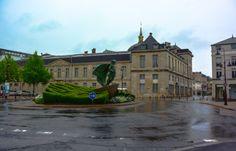Viagem para Châlons en Champagne, França. #viagem #franca