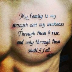Family tattoos are special and significant especially when they commemorate the birth or death of someone important. This is because tattoos about family represent love unity loyalty and respect. Some of our favorite family tattoo ideas and designs inc Trendy Tattoos, New Tattoos, Body Art Tattoos, Tattoos For Women, Zodiac Tattoos, Heart Tattoos, Male Chest Tattoos, Cool Guy Tattoos, Chest Tattoos For Guys