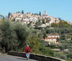 Coaraze Provence, Beaux Villages, Dolores Park, Travel, Outdoor, France Vacations, Wayfarer, Tourism, Littoral Zone