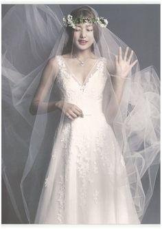 Choi Ara by Ahn Joo Young for Elle Bride Korea Mar 2014