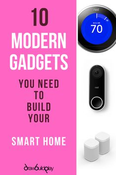 10 Best Smart Home Tech for your home