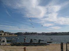 Foz do Rio Douro, cidade do Porto, Portugal Fotografia de Fernanda Sant`Anna do Espirito Santo e Clóvis do Espirito Santo Jr.