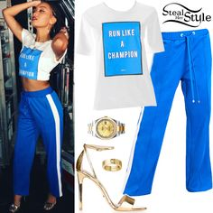 Find out where your favorite celebrities buy their clothes and how you can get their looks for less. Mamma Mia, Little Mix Style, Mo & Co, Rolex Datejust Ii, Vetement Fashion, Cartier Love, Well Dressed, Her Style, Passion For Fashion