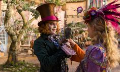 'Alice Through The Looking Glass' Sees $65M Offshore Debut; Gamers Rush To 'Warcraft' With $31.6M – Intl Box Office