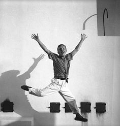 Truman Capote in Morocco, 1949 by Cecil Beaton