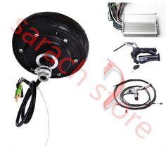 """5"""" 250W 48V brushless non-gear motor , electric wheel hub motor , electric hub motor for scooter , electric motor for bike"""