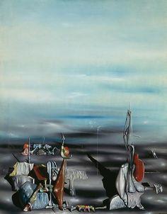 Tanguy - 1942 - L'eau nue
