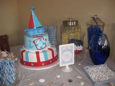 Eleonora's Baby Shower | CatchMyParty.com