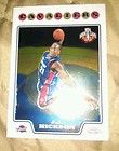 For Sale - Denver Nuggets J.J. Hickson 2008-09 Topps Chrome Rookie Card