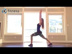 Brand New: 30 Minute HIIT Cardio Sweatfest Butt and Thigh Workout - Grab a water bottle, turn on some music that motivates you, and get ready for some screaming muscles and a serious sweat session.