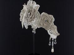 silver antique lace - Google Search http://www.lindagorringecouture.com.au