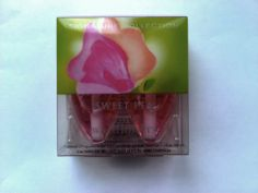 Bath & Body Works Sweet Pea Wallflowers Home Fragrance Refill Bulbs (2) by Bath & Body Works. $7.50. Two refill bulbs. Enjoy noticeable freshness for weeks and weeks.. A romantic blend of pink petals, juicy raspberry and watery pear. Developed by Harry Slatkin and team for Bath & Body Works Combine with Wallflowers Pluggable Home Fragrance Diffuser to scent any room 24/7 with Noticeable Freshness for weeks and weeks. The easiest way to scent your home
