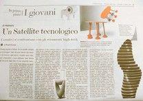 "Interview  ""Corriere delle Sera"""