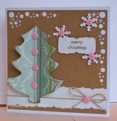 Kath's Blog......diary of the everyday life of a crafter: Christmas with Fiskars