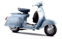 Miniatura Vespa 150 Super - 1965 - Machine Cult - Kustom Shop | A loja das camisetas de carro e moto