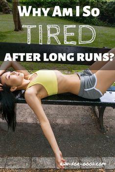 Why Am I So Tired After Long Runs? - Do you feel extremely tired after long runs? Get tips on how to avoid post-long run fatigue and get - Marathon Training Program, Marathon Training For Beginners, Running For Beginners, How To Start Running, Half Marathon Tips, Running Half Marathons, Marathon Running, Running Muscles, Long Distance Running Tips