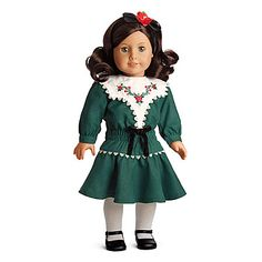 Ruthie's Holiday Dress