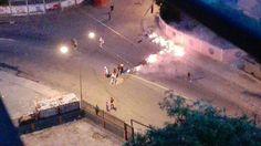 Caricuao en Resistencia se unió ayer al paro civico