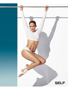 we've seen unphotoshoped jlo as she was out of the gym, that abs I want.   Jennifer Lopez on Relationships in 'Self': Dating Younger Men is 'No Big Deal'