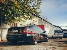 Bertone - Astra G Coupe Tuning