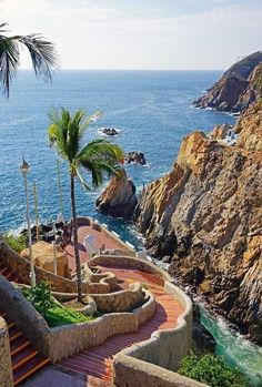 Seaside, Acapulco, Mexico