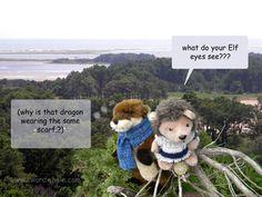Otterlock and Hedgejawn go to Smirkwood