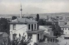 MAHMUT TUNA EVİ VE PAŞA CAMİ 1940