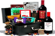 Red Wine Duo & Chocolate Suitcase Giveaway {Ends 2/3/13}