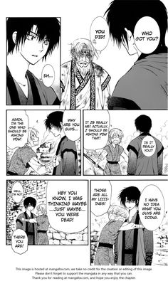 Akatsuki no Yona 116: Enemies and Allies at MangaFox.me