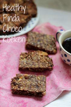 Healthy Pinda Choco Koeken | De Bakparade